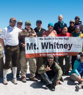 2014 Mt. Whitney Group Photo Aug 22-30