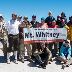 2014 Mt. Whitney Group Photo Aug 22-30