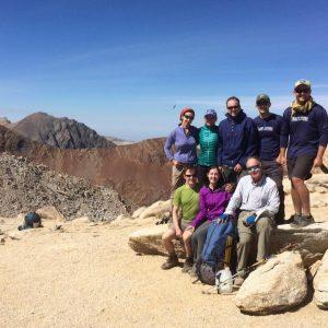 trans-sierra xtreme challenge - summer 2015 team 5