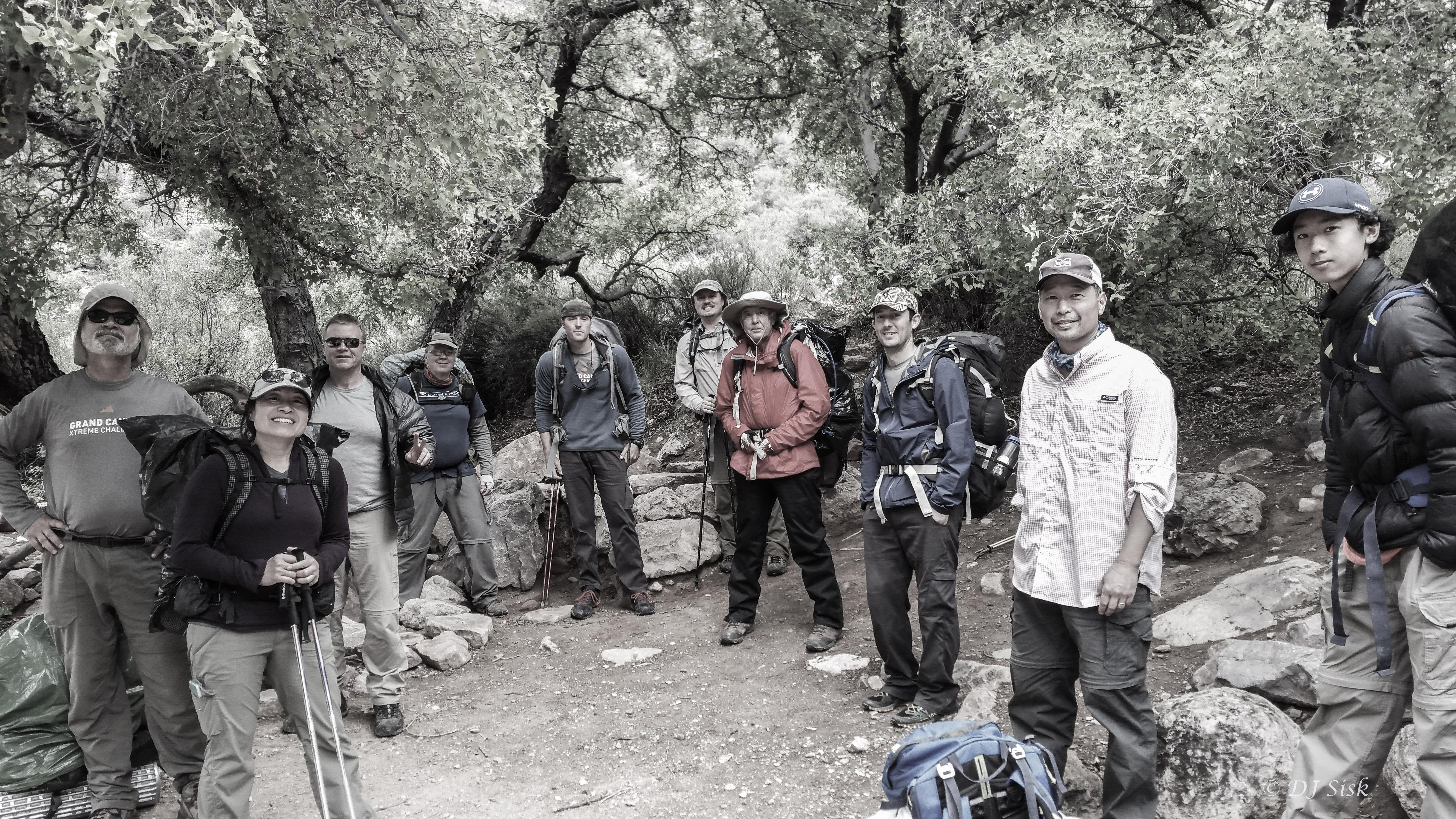 Grand Canyon Challenge Team