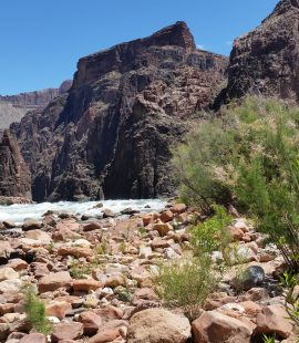 Granite Rapids on Grand Canyon Challenge