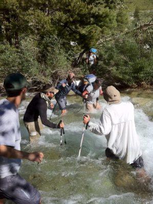 Crossing the Kern - Trans-Sierra Xtreme Challenge - Mt. Whitney Hike
