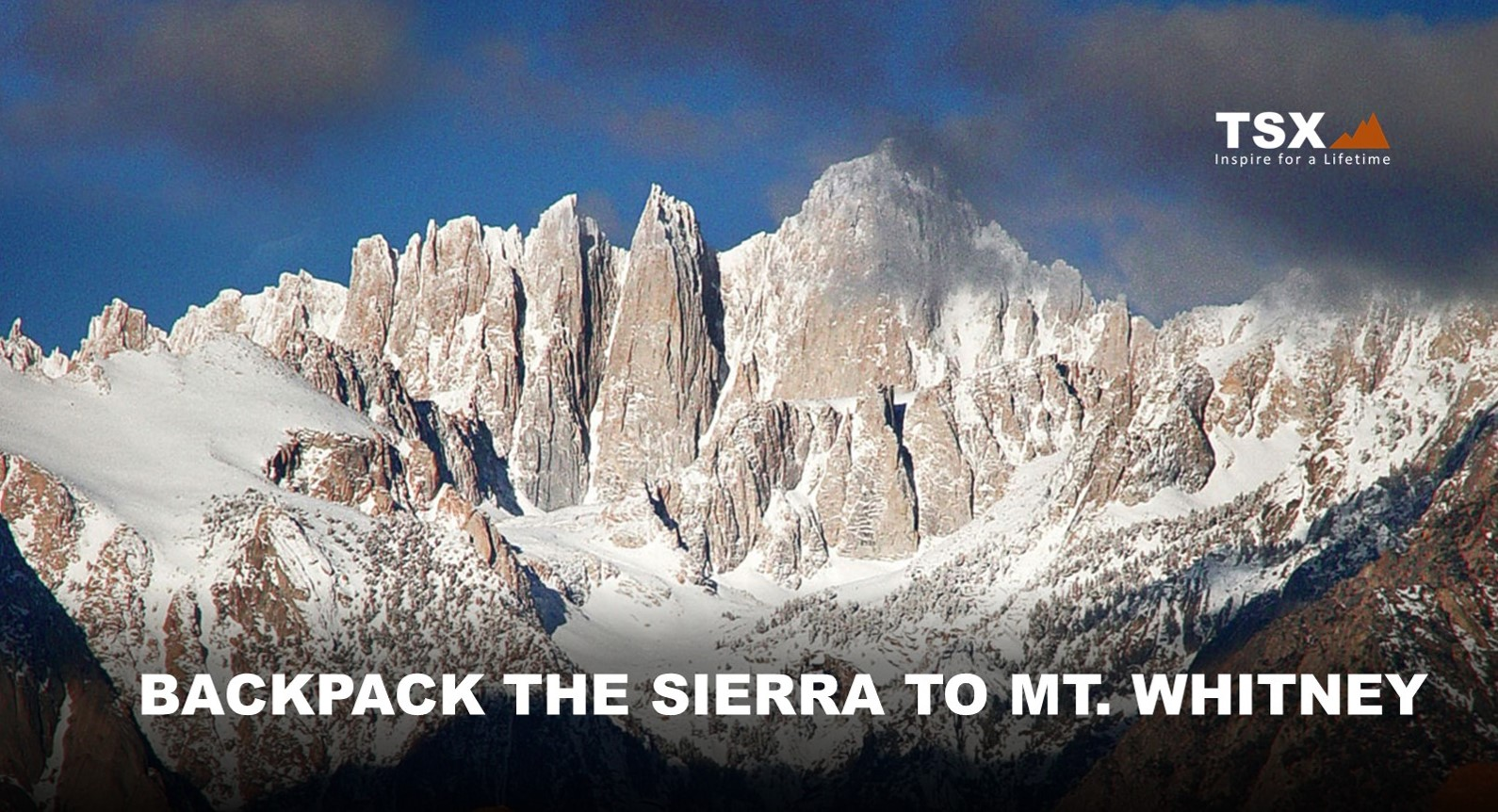 Co Founder Of The Trans Sierra Xtreme TSX Challenge Chris Casado Is Passionate About Exploring Backcountry Hes Spent Countless Summers