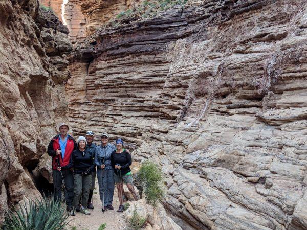 Grand Canyon Challenge 2019 Team 1-min